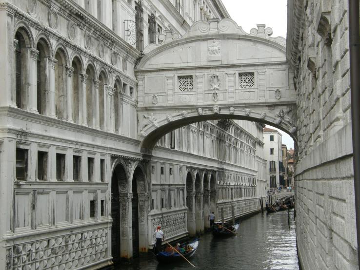 Pont des soupirs