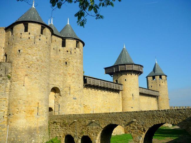 Cité médiévale de Cracassonne