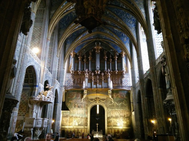 Cathédrale Saint-Cécile d'Albi