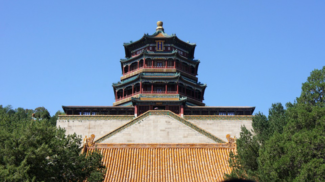 Palais d'été - Chine