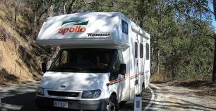 Tour de la Grèce en camping-car