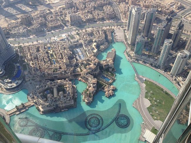 Dubaï Mall, le plus vaste centre commercial du monde