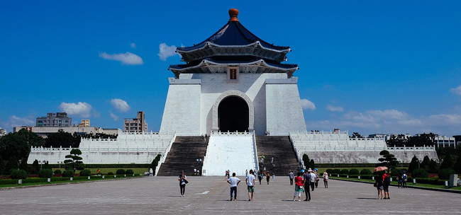 mémorial de Sun Yat-Sen