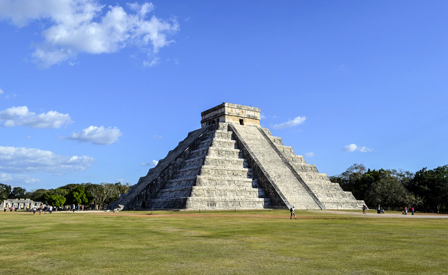 Chichén Itzá au Mexique
