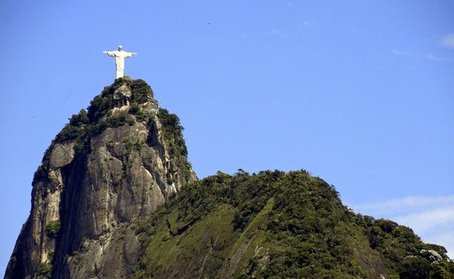 La Statue du Christ Rédempteur à Rio