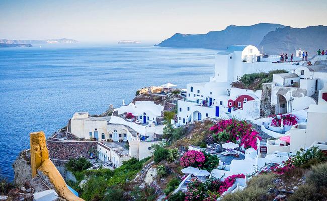 L'île de Santorin - Ile grec à visiter