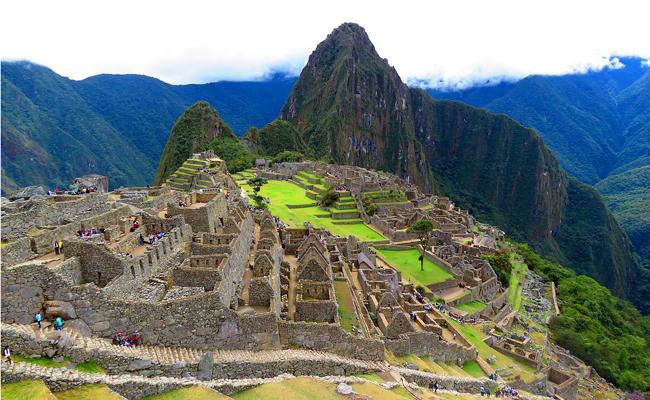 Le Sanctuaire historique de Machu Picchu au Pérou