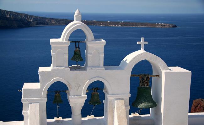 Les iles Grecs