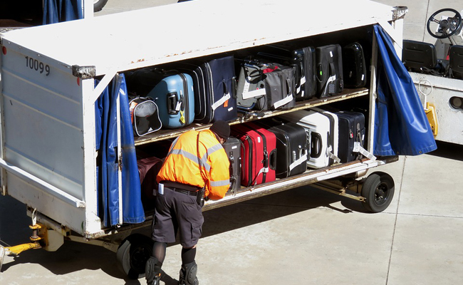 Perte de ses bagages à l'aéroport