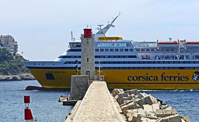 Quelle compagnie maritime choisir pour aller en Corse ?