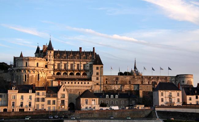 Visiter Le château royal d'Amboise