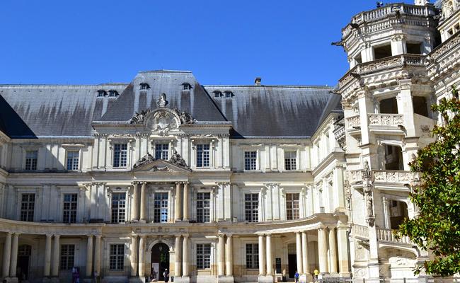 Visiter Le château de Blois