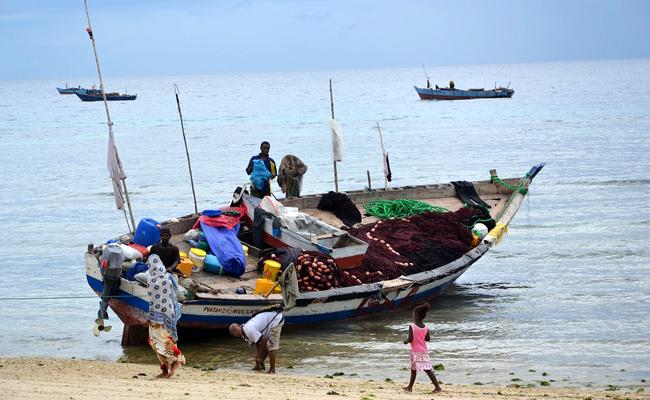 Zanzibar : un peuple de pêcheurs